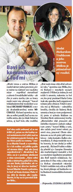 Slovenka, č.1 2010: Baví ich komunikovať s ľuďmi