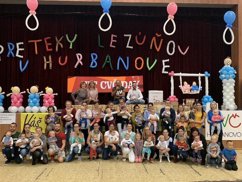 Jesenne Preteky lezúňov v Hurbanove. 14.oktober 2018